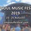 CAMPSOUL MUSIC FESTIVAL 2019 image