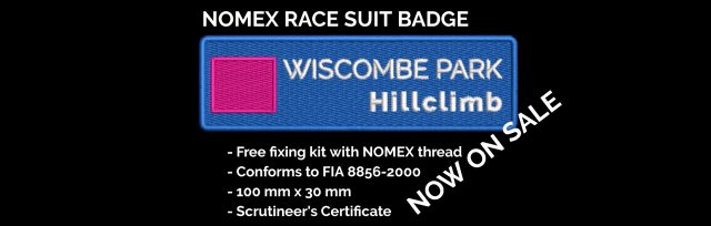NOMEX Race Suit Badge