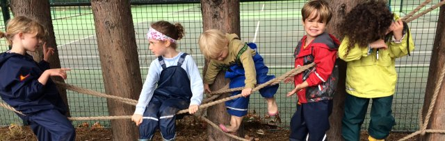 FRUK Forest School May Half Term Holiday Club for 5 - 8 year olds