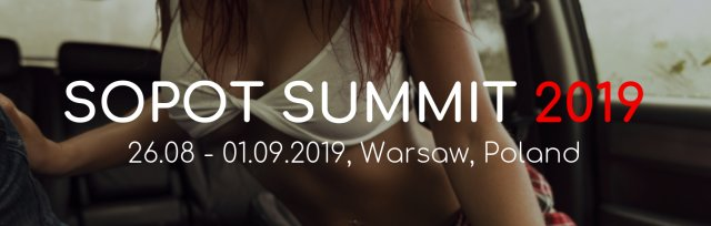 Sopot Summit 2019
