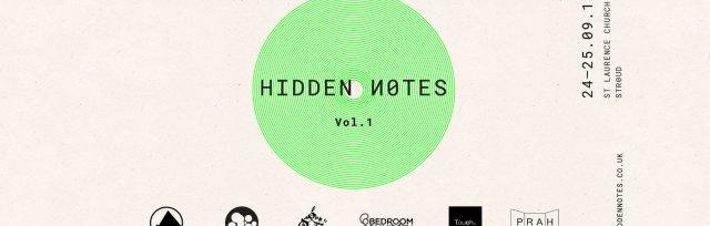 Hidden Notes vol.1 2019