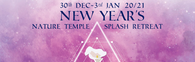 New Year's Nature Temple Splash Retreat