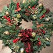 Christmas Wreath Workshop and Festive Afternoon Tea - Cornmill Yard image
