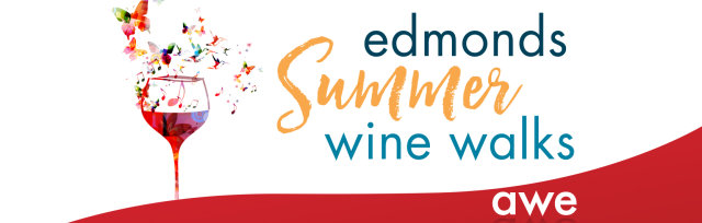 July 6, 2019 Edmonds Wine Walk