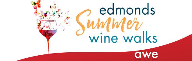 August 3, 2019 Edmonds Wine Walk