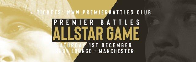 Premier Battles | Allstar Game