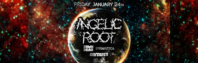 Angelic Root
