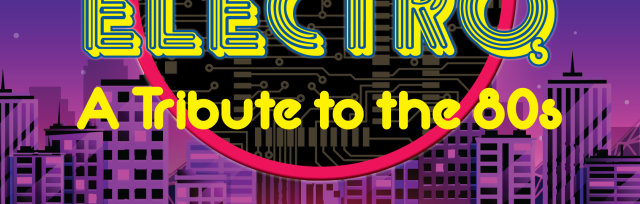 SOLD OUT!  Retro Electro live at The Winter Gardens