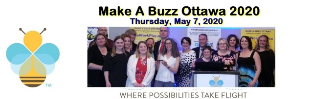 LiveWorkPlay Make A Buzz Ottawa 2020