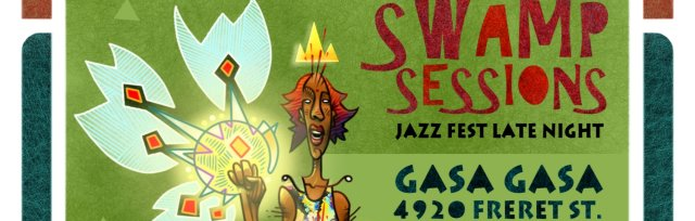 Swamp Sessions featuring Globular, Bwoy de Bhajan, Inae, Otto *FUNKTION-ONE SOUND*