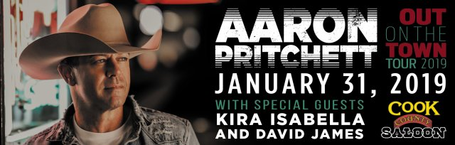Aaron Pritchett Live!