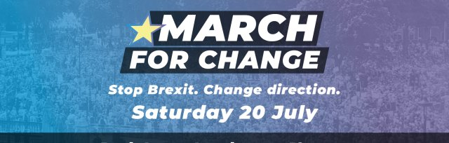 York Coach to March for Change