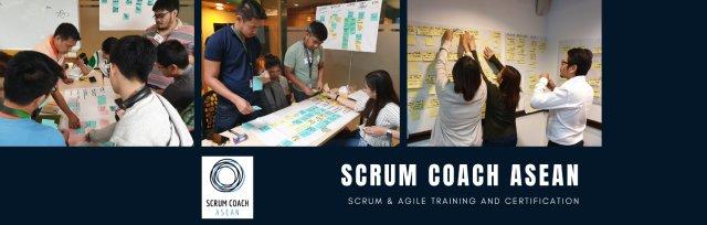 Scrum Master Training & Certification (Wave 2)