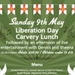 Liberation Day Carvery with Dennis & Sheena image