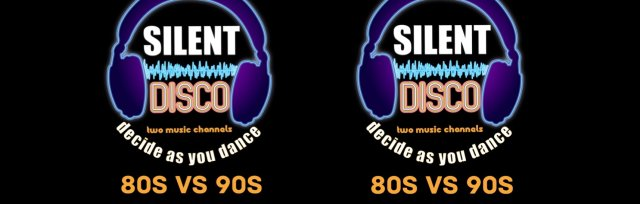 SILENT DISCO PARTY AT COOPERS MARLOW - 80s vs 90s