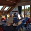 Paint Brush 'n Bubbles at Wivenhoe Sailing Club (June) image