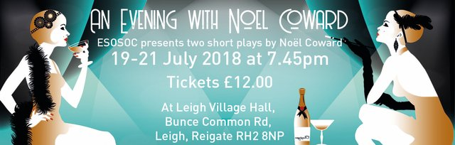 An Evening with Noël Coward