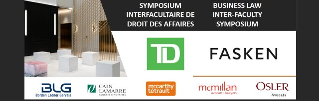 Interfaculty Business Law Symposium