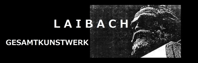 GESAMTKUNSTWERK LAIBACH 2018 | LONDON BOOK LAUNCH