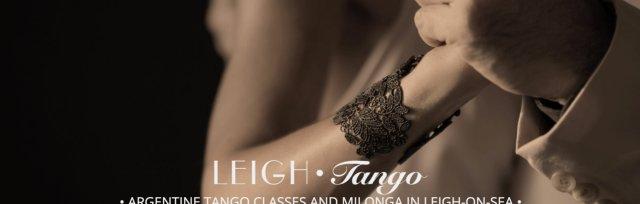 Leigh Tango Christmas Milonga with special guest Alejandro Hermida