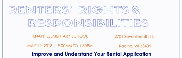 Renters' Rights & Responsibilities
