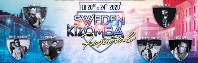 SWEDEN KIZOMBA FESTIVAL 2020 - 6th Edition
