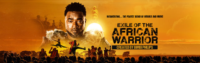Press Conference - Exile of the African Warrior