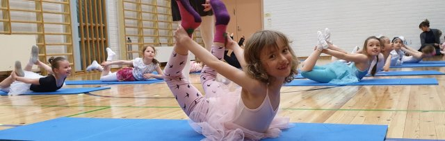 Lunata. Ритмика и основы балета. 4-6 лет