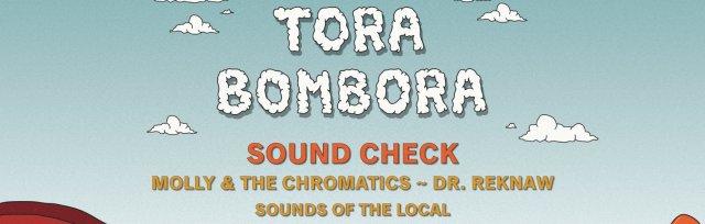 Tora Bombora Soundcheck // CHRISTCHURCH
