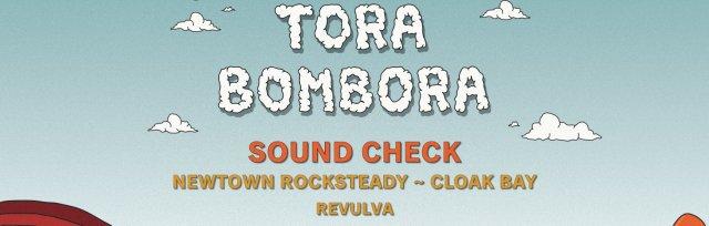 Tora Bombora Soundcheck // WELLINGTON