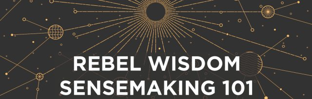 Sensemaking 101: Online Course *Sold Out*