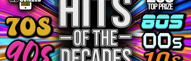 Friday Music Quiz - Hits of the Decades