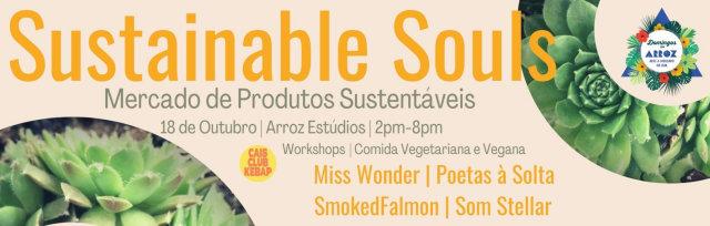 Sustainable Souls | Domingos no Arroz