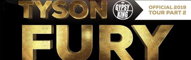 Tyson Fury - Maidstone