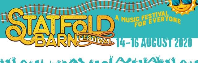 Statfold Barn Festival 2020