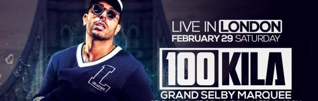 100 Kila на живо за всички възрасти в Grand Selby Marquee