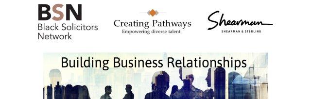BSN City Group/Creating Pathways seminar event: 7 October 2020 @ 9.00am
