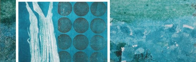 Mixed Media Printmaking with Beth Jenkins - £74