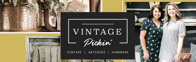 Vintage Pickin'® in Alabama: Antiques & Home Decor Shopping Event