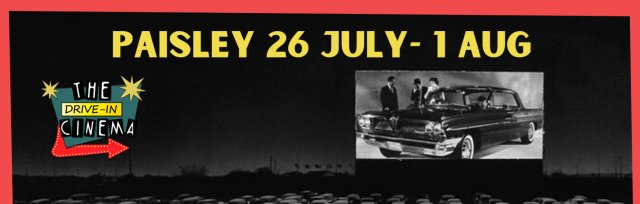 The Drive-In Cinema: Paisley