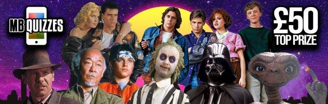Thursday Movie Quiz - 80s Movie Special