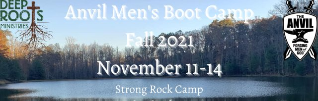 Anvil Men's Boot Camp - Fall 2021