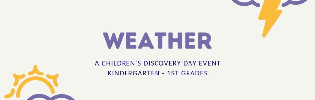 Weather AM for 4th - 6th Grades