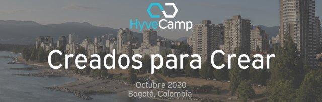 HyveCamp 2020: Creados para Crear