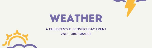 Weather AM for 2nd - 3rd Grades