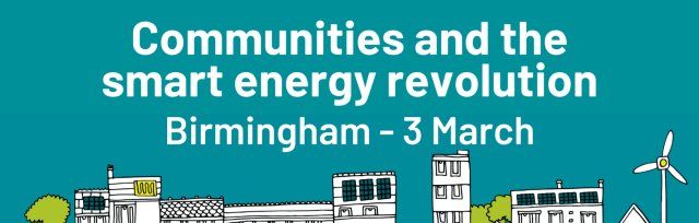 Communities and the smart energy revolution- Birmingham