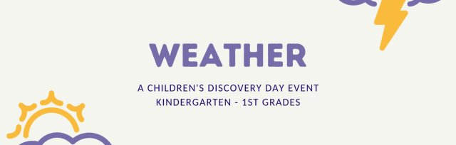 Weather PM for 4th - 6th Grades