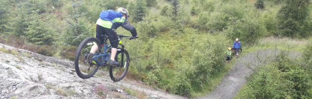 Big Day Out at Laggan Wolftrax