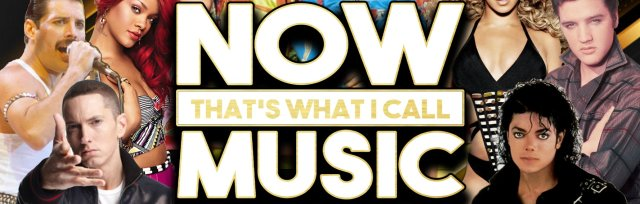 Now That's What I Call Music Live Virtual Quiz
