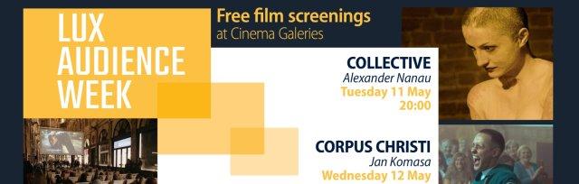 Corpus Christi - Lux Audience Week - Free